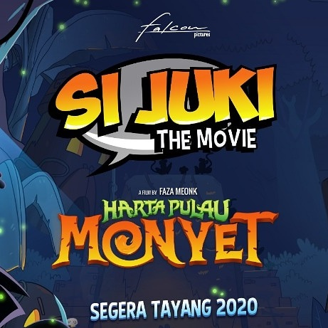 Kumata Studio kembali garap Si Juki the Movie