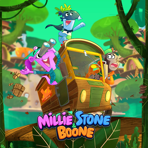 Millie, Stone & Boone Menuai Pujian di AAS 2018