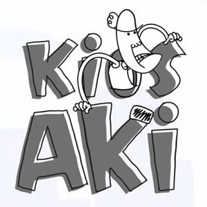 Kios Aki Kumata Studio
