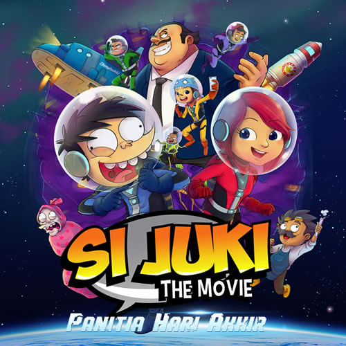 Si Juki the Movie - Panitia Hari Akhir Kumata Studio